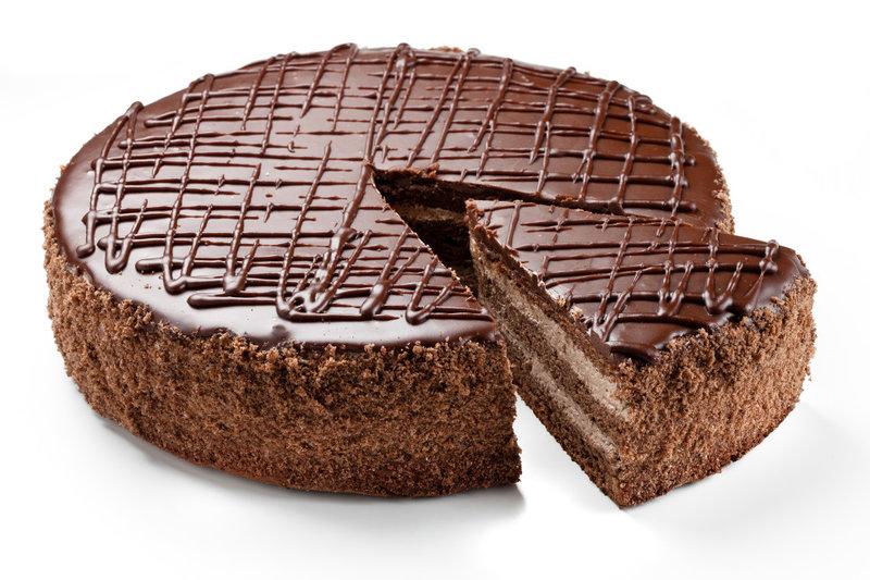 Торт прага пошагово классический