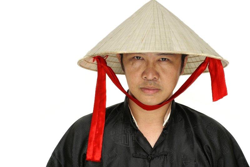 Вьетнамка головной убор своими руками 97