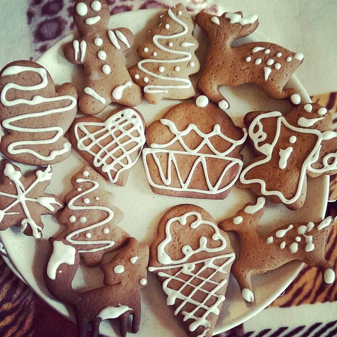 Имбирное печенье рецепт с пошагово простое