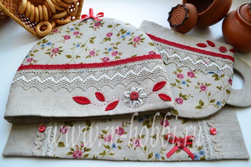 Текстильные прихватки