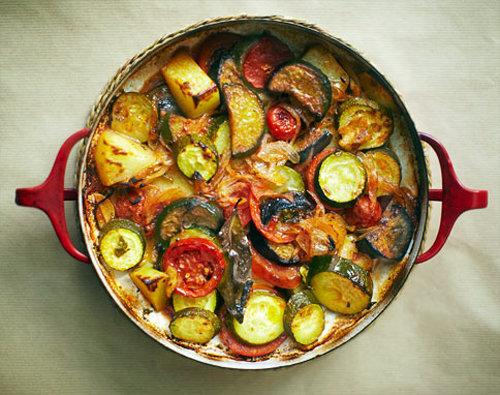 Как приготовить вкусное блюдо из овощей