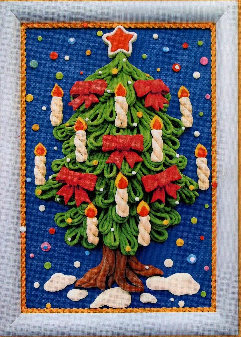 Своими руками к рождеству и новому году