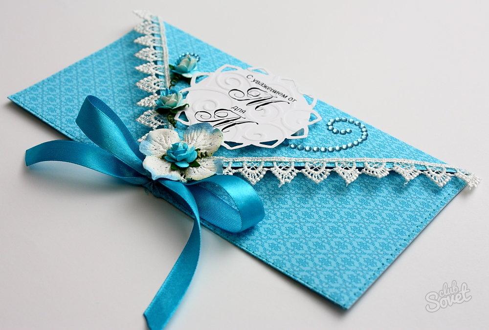 292Открытка конвертик своими руками на день рождения