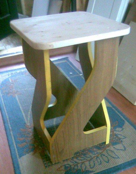 Оригинальное стул своими руками 33