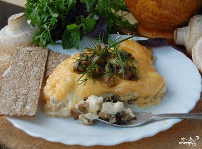 Рецепт жульена с пошагово в домашних условиях