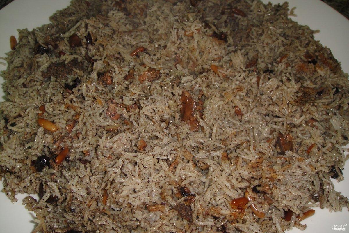 Рис с печенью свиной рецепт пошагово в