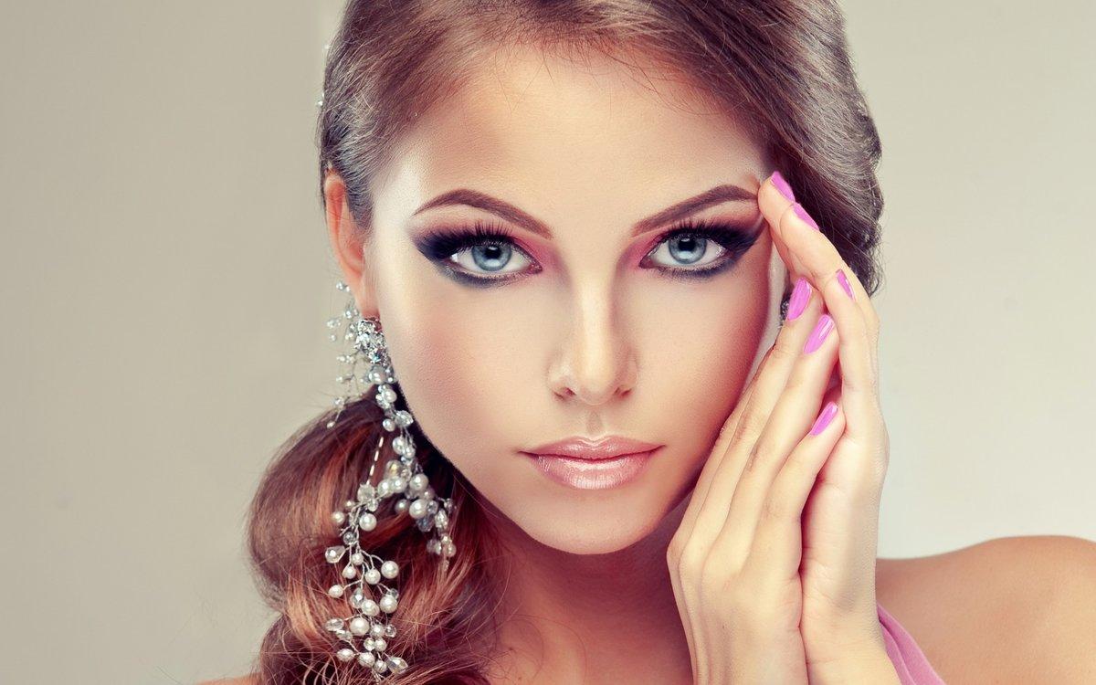 Хочу быть красивой макияж