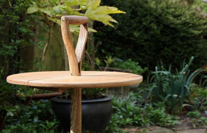 Садовые столики своими руками