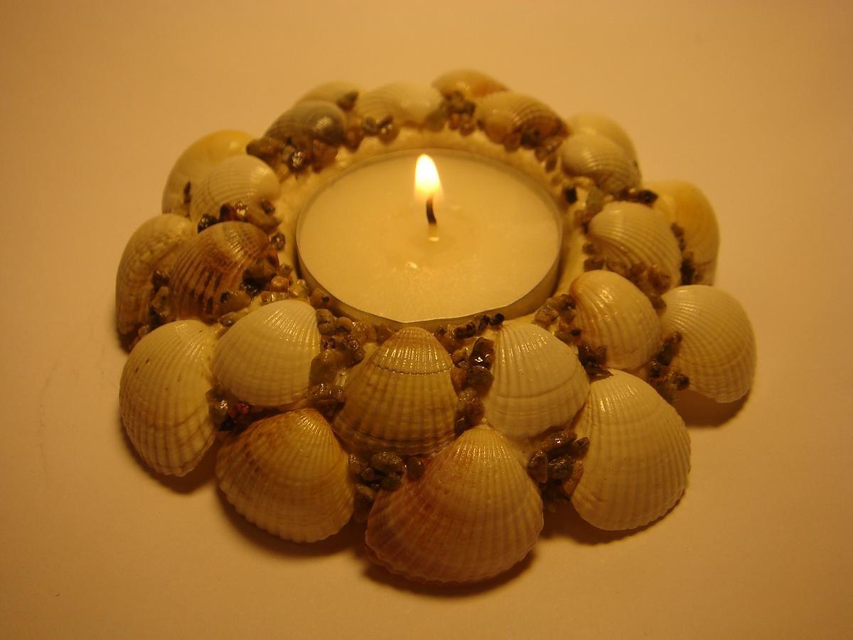 Подсвечники своими руками: 100 красивых и ярких идей на фото Подсвечники с камнями своими руками