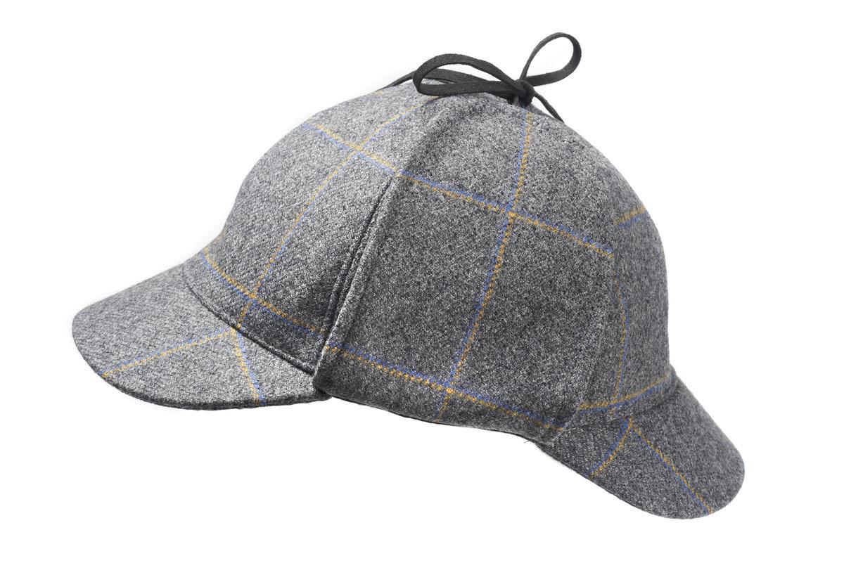 Шляпа шерлока холмса своими руками из бумаги 29