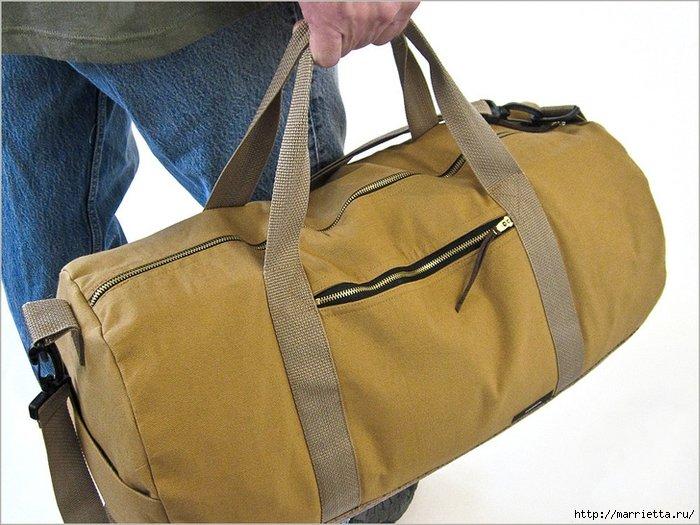 Сшить дорожная сумка 91