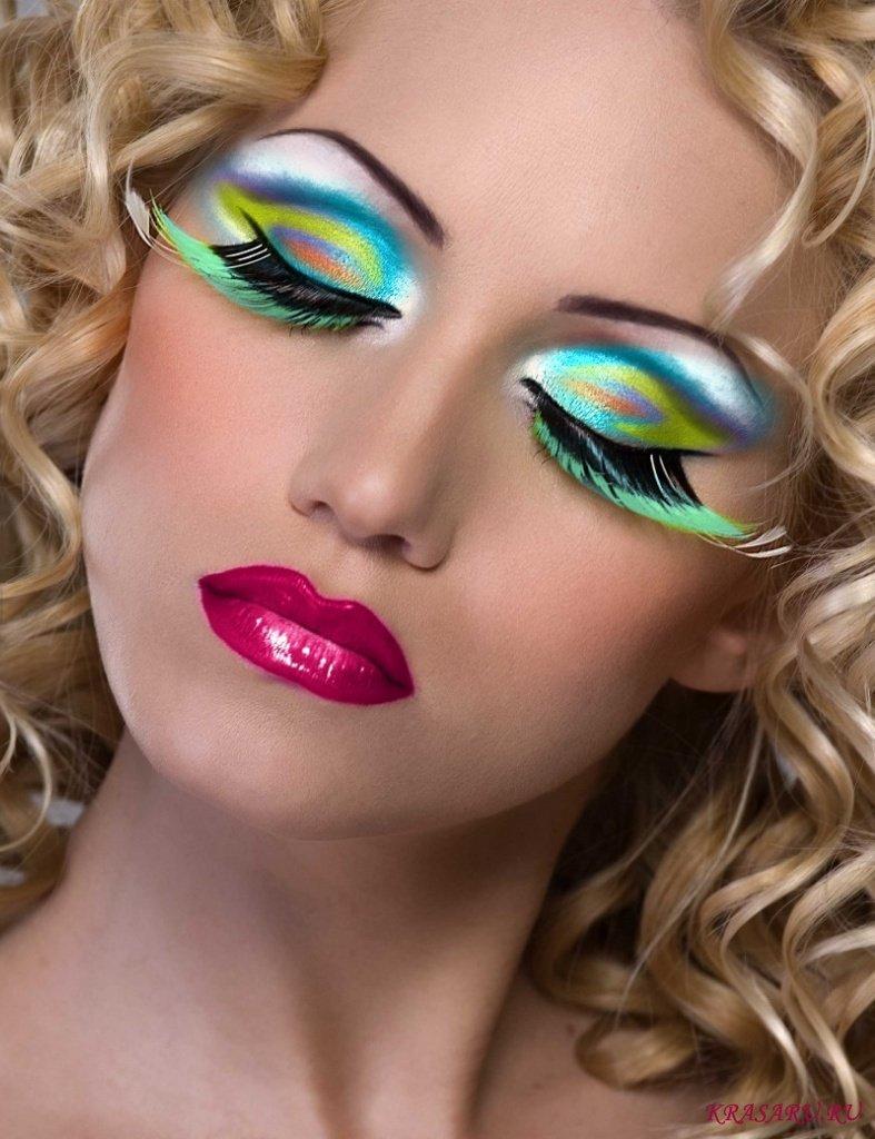 Лучший в мире макияж фото