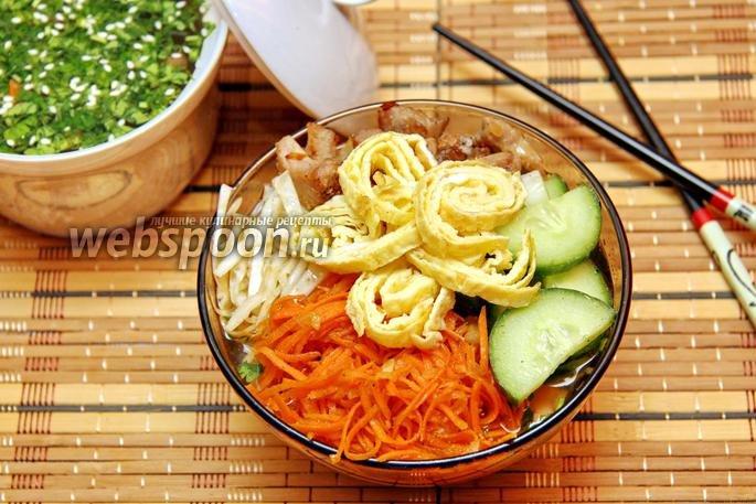 Кукси по-корейски рецепт приготовления пошагово с