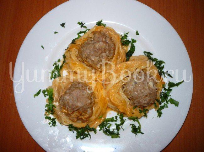 Гнезда в мультиварке рецепт с фото