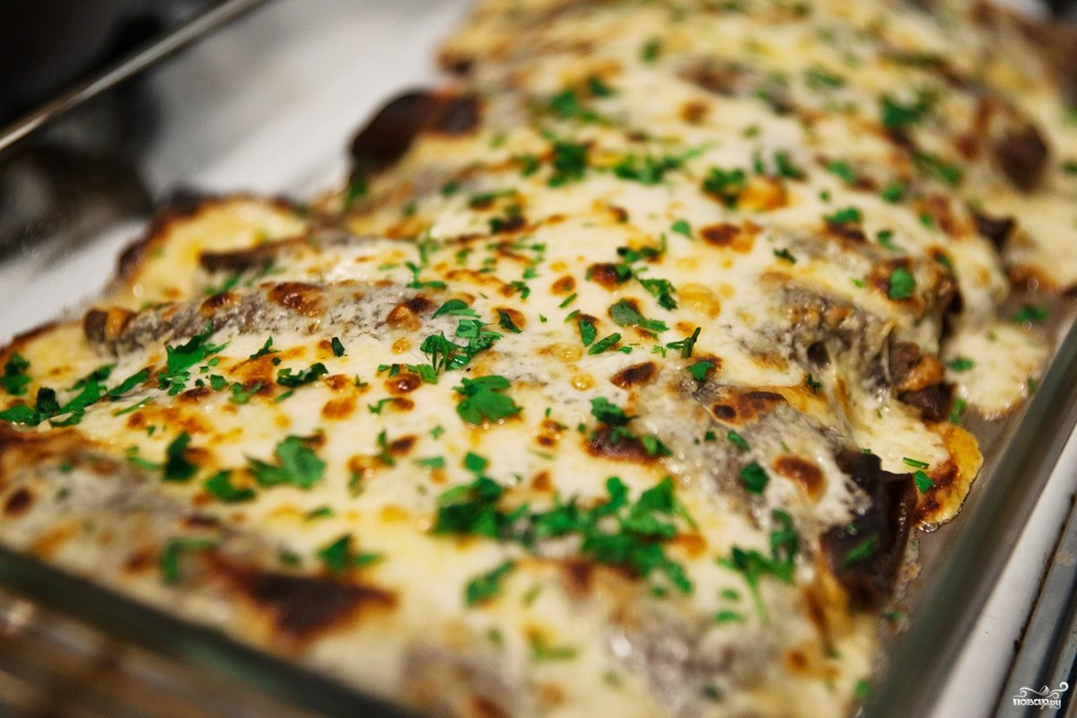 Гречка с сыром в духовке рецепт пошагово