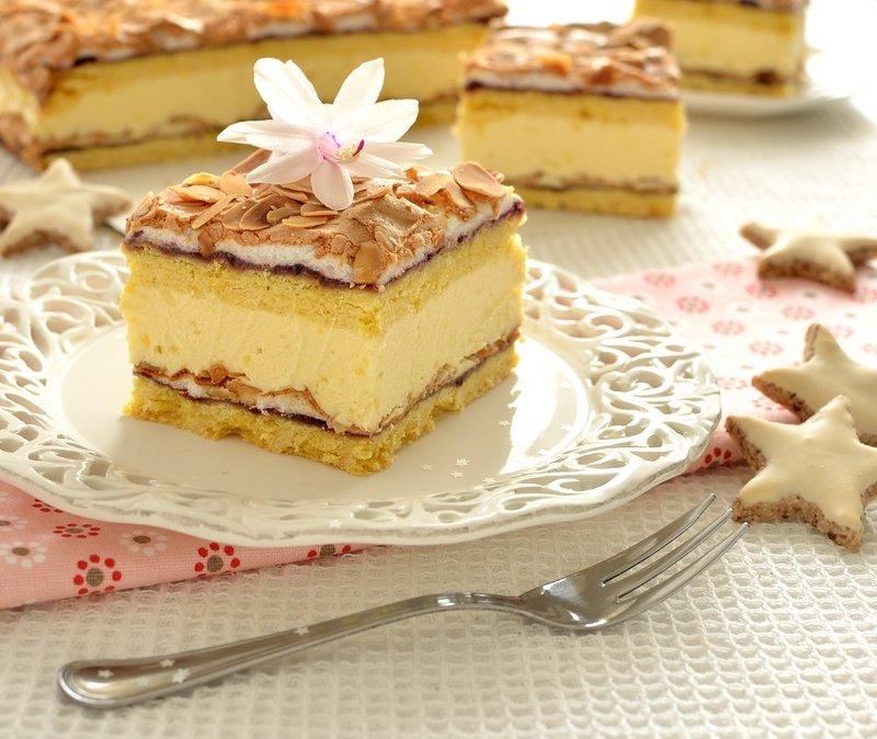 Пани валевская торт с фото пошагово