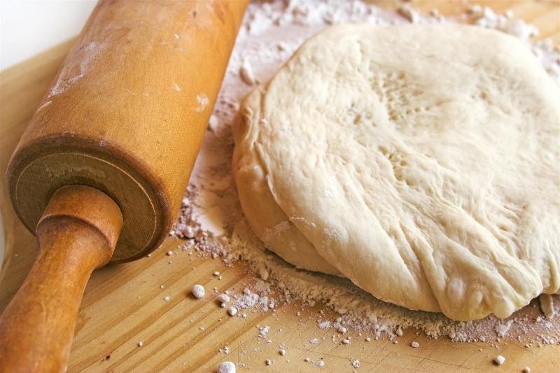 Как сделать сдобное тесто для пиццы