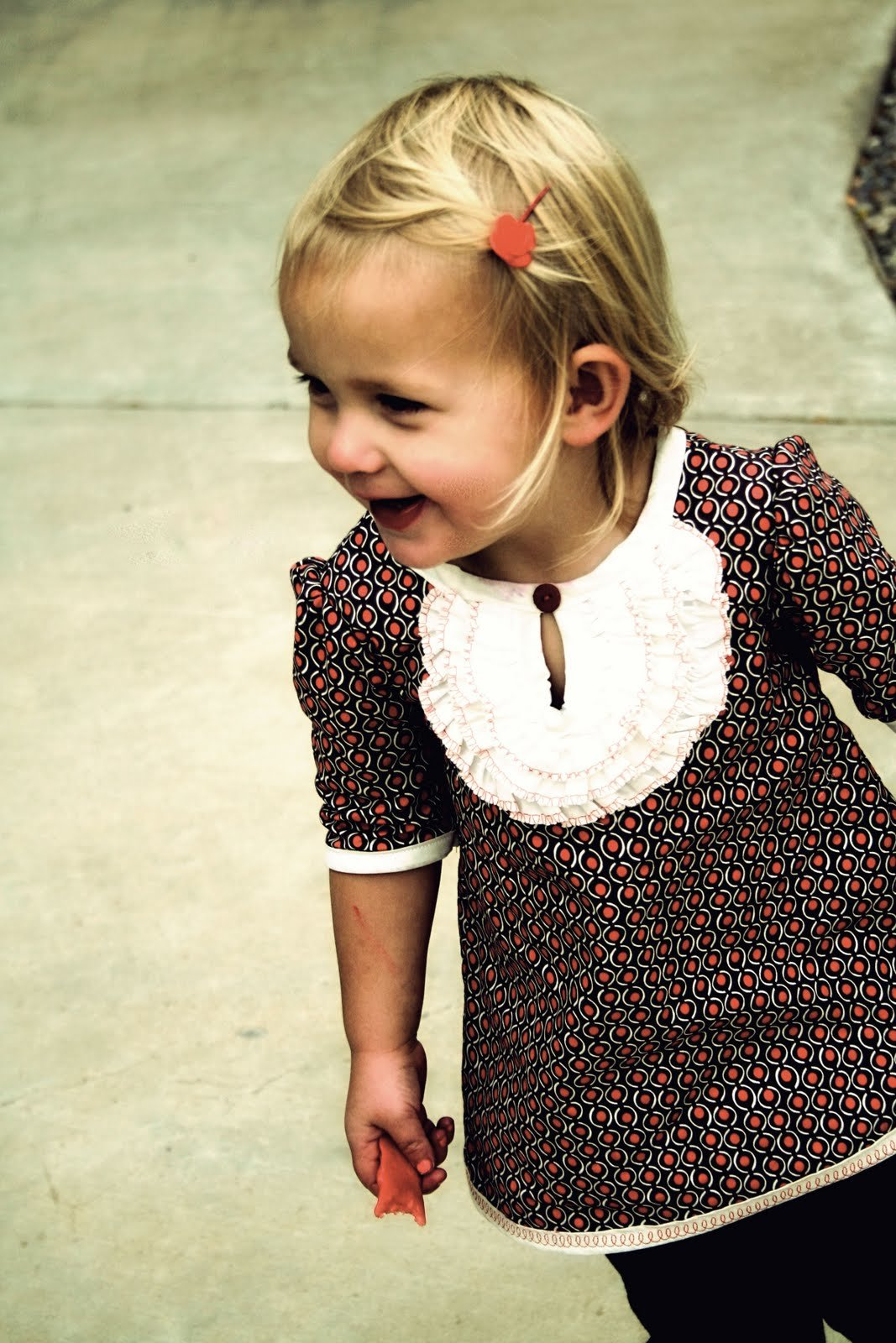 Как сшить блузку девочке 6 лет 67
