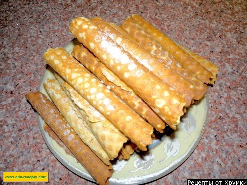 Печенье на сметане пошаговый рецепт