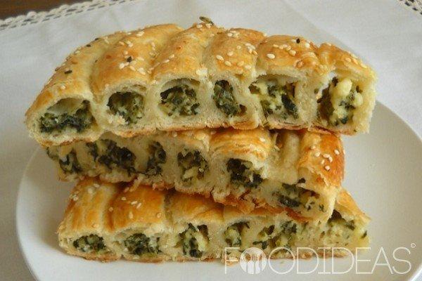 Пирог из сыра адыгейского рецепт с пошагово в