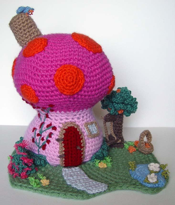 Вязание и поделки для дома своими руками
