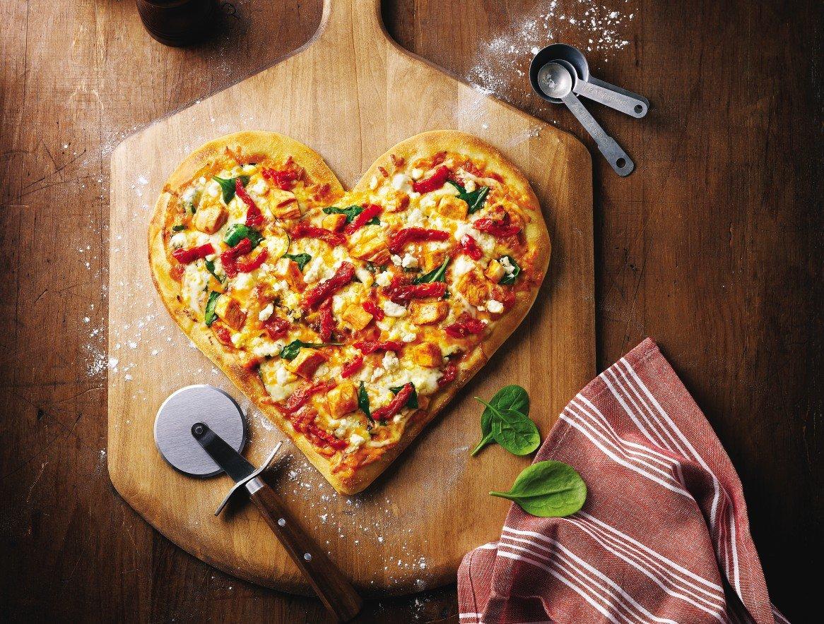 Пицца своими руками