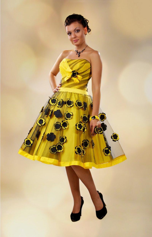 Платье стиляга девушки