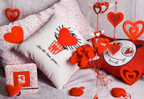 Необычный подарок на день влюбленных парню
