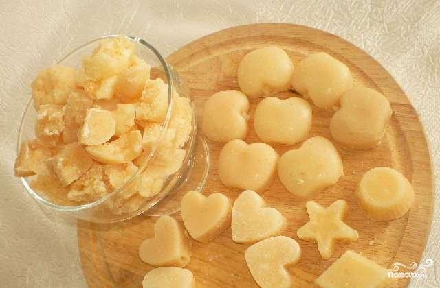 Как сделать конфеты из молока с сахаром