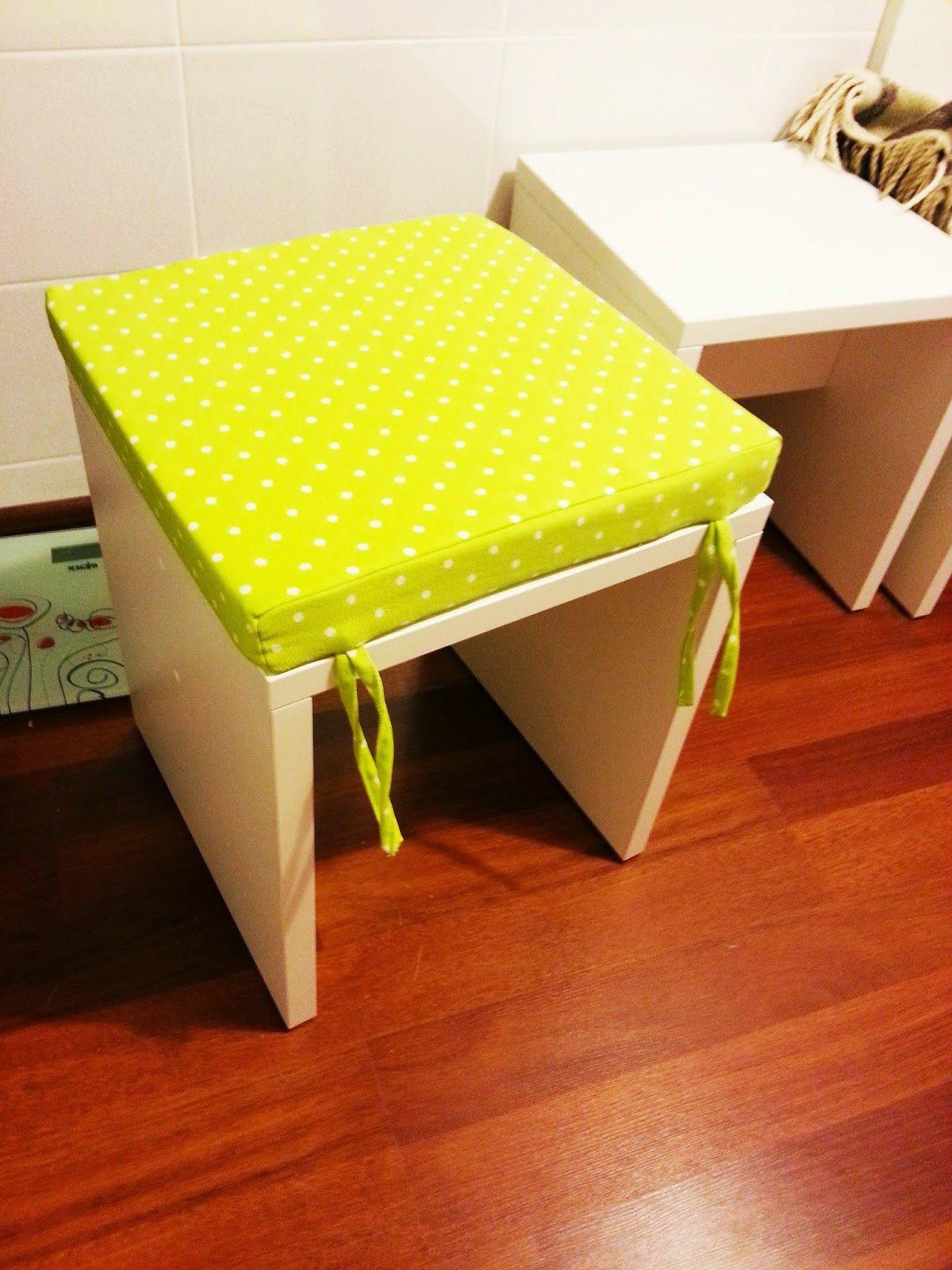 Декоративные подушки на стулья, дизайн, фото, видео 96
