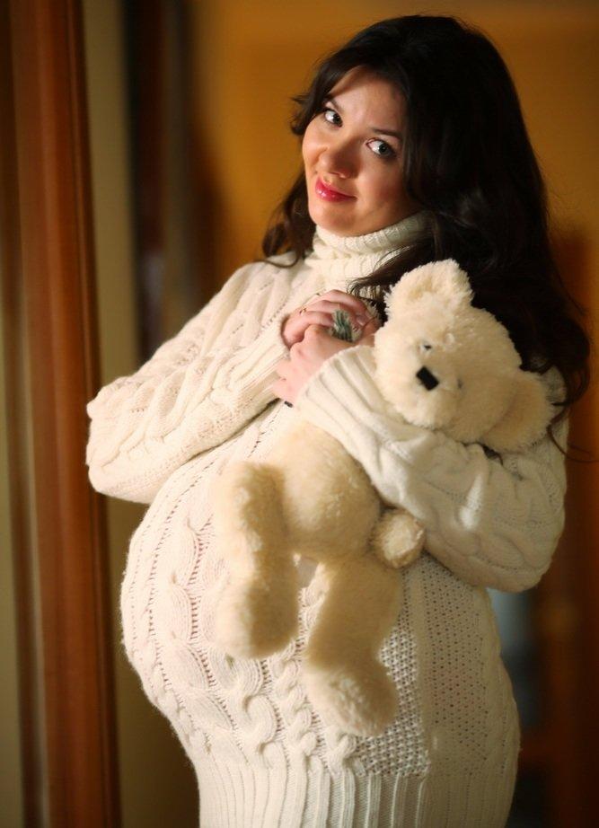 Идеи для фотосессии беременных зима 13