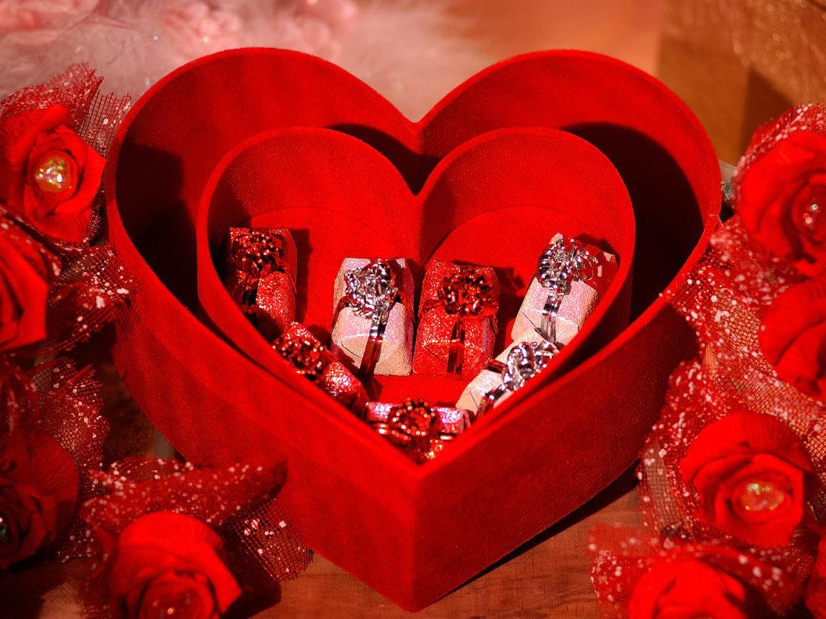 Оригинальный подарок мужу на день святого Валентина