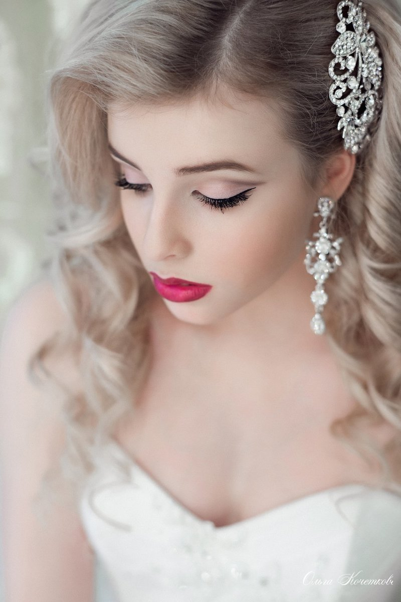 Описание макияжа для невесты