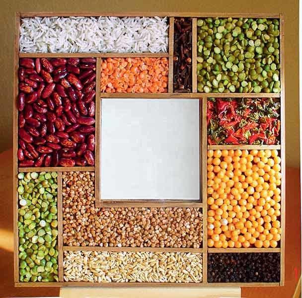 Декор кухни своими руками из подручных материалов