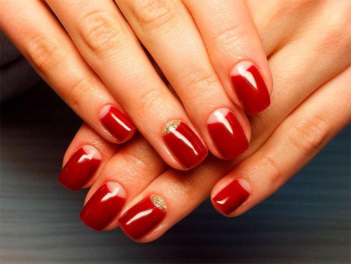 Дизайн ногтей 2017 новинки на коротких ногтях шеллак