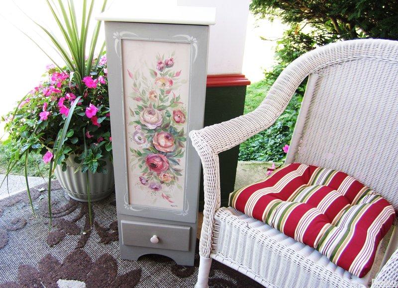 Мебель в стиле прованс своими руками мастер класс