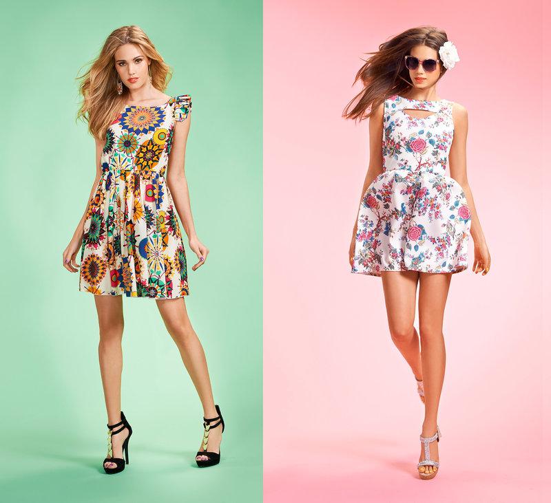 Модная одежда наряды