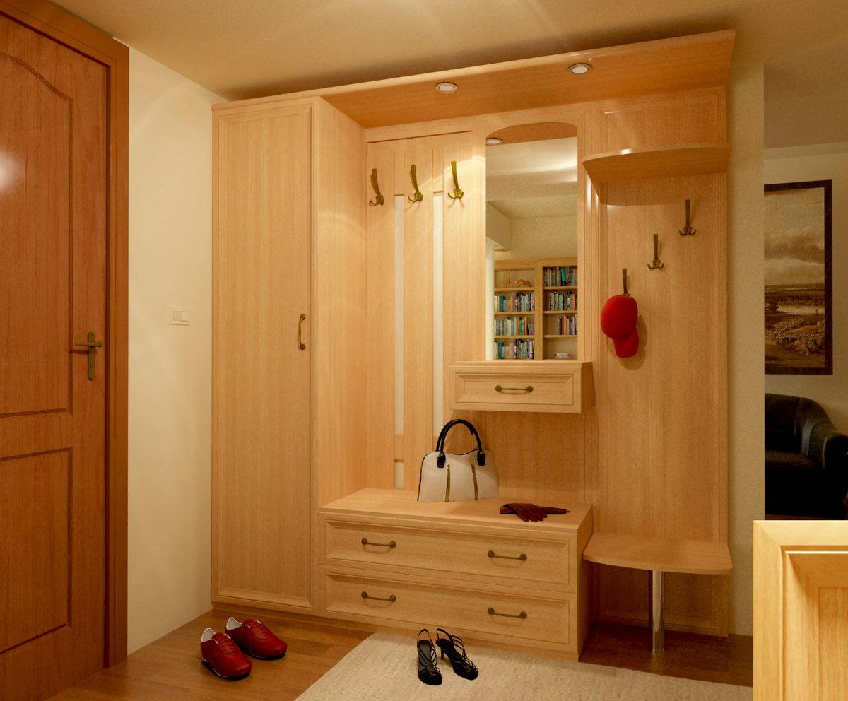 Дизайн коридора и прихожей в малогабаритной квартире фото