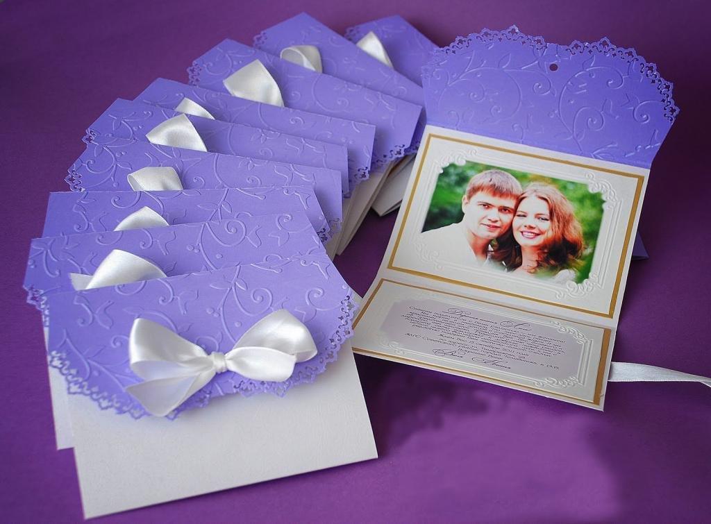 Как делать приглашение на свадьбу своими руками 22
