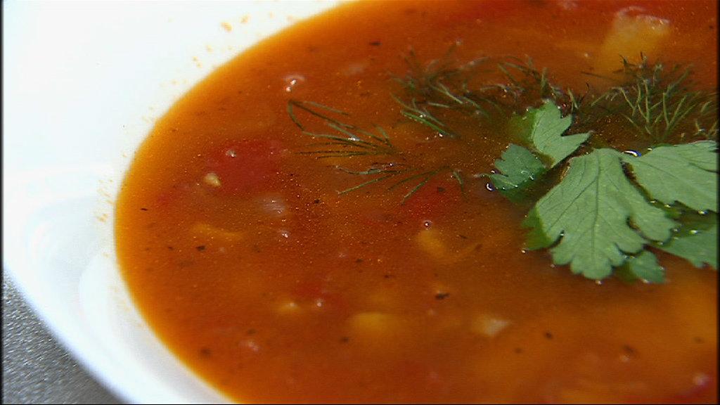 Как приготовить томатный суп в домашних условиях 258