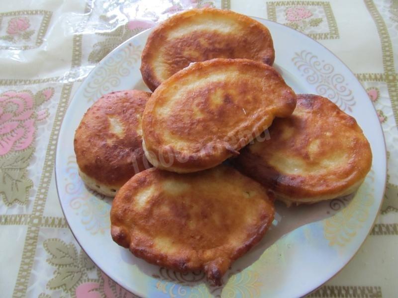 Оладьи на сметане пышные рецепт пошагово