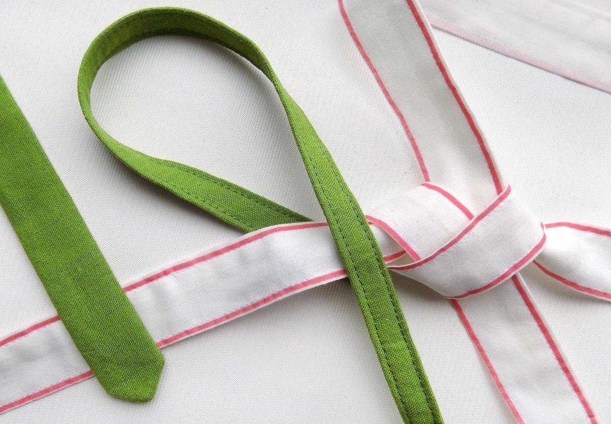 Как сделать ремешок из ткани 989