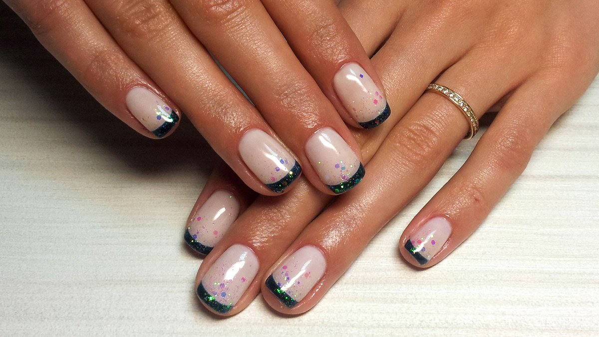 Короткие ногти дизайн фото 2018