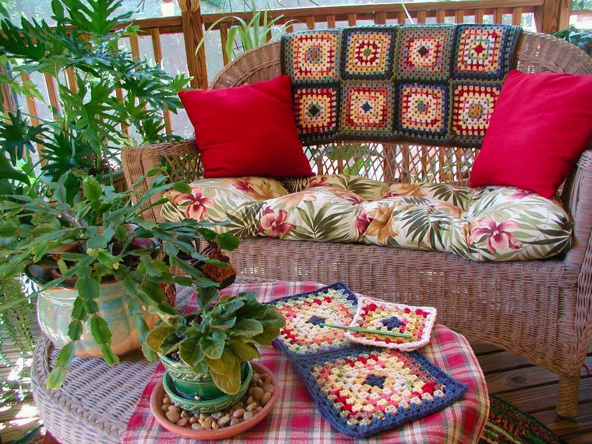 Вязание для дома своими руками фото 5