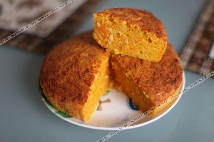 Простой пирог из тыквы рецепты с