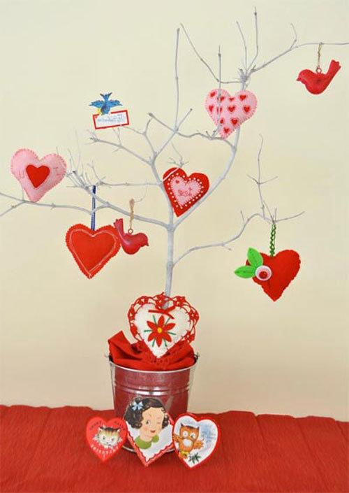 День всех влюбленных поделки своими руками