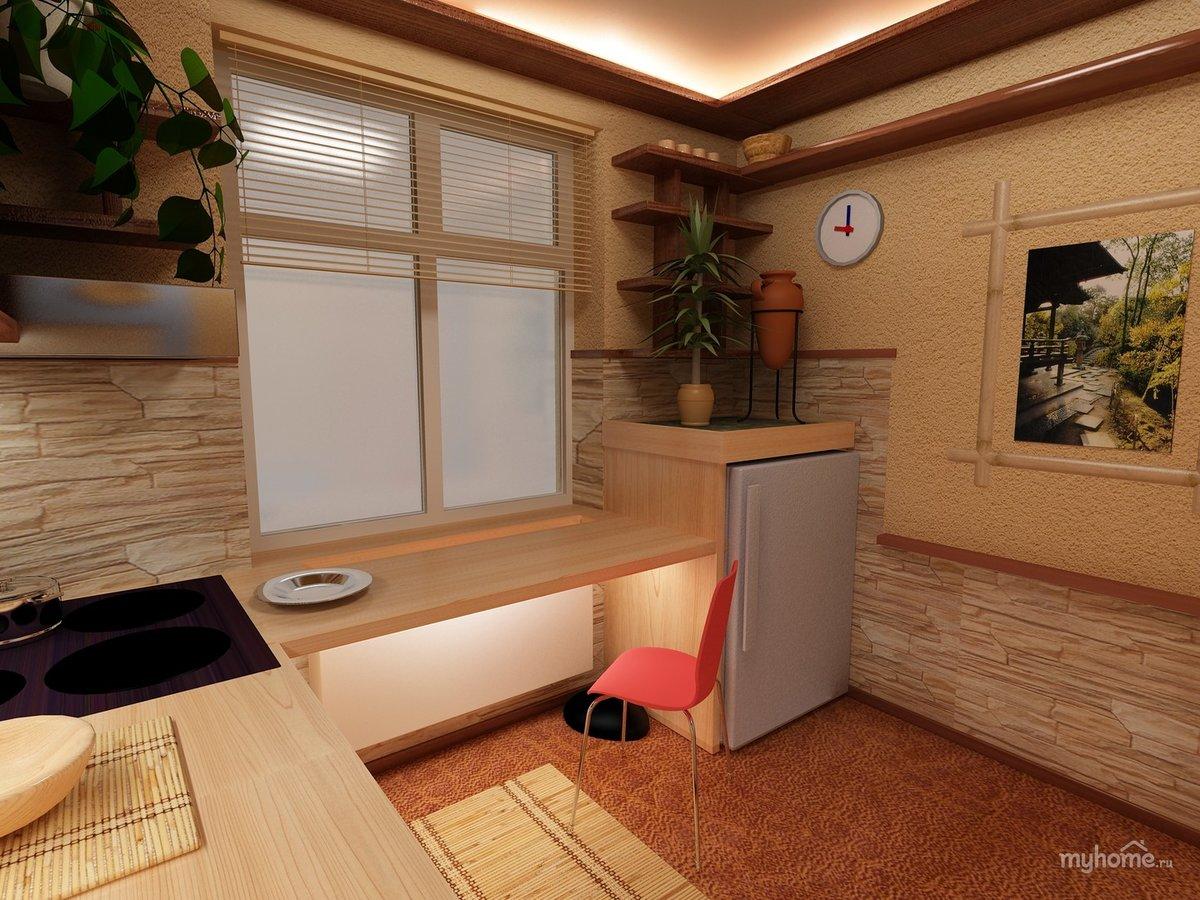 2-комнатная хрущевка дизайн интерьера