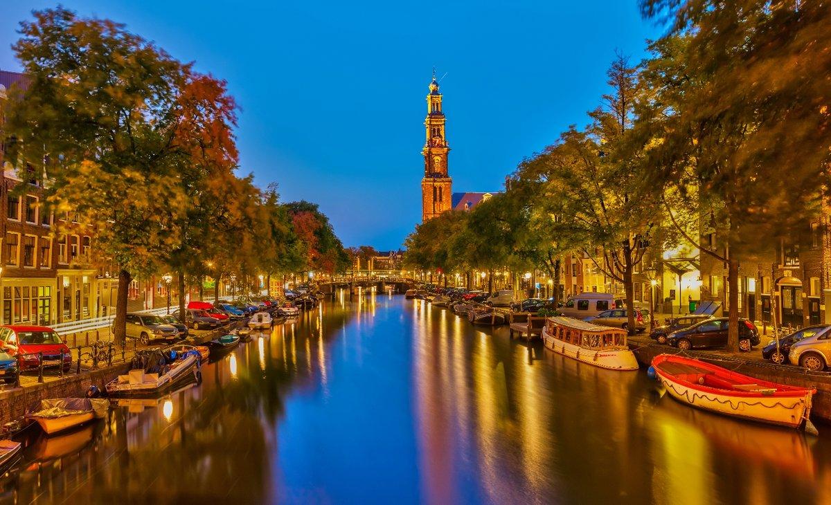 Самостоятельные путешествие в амстердам