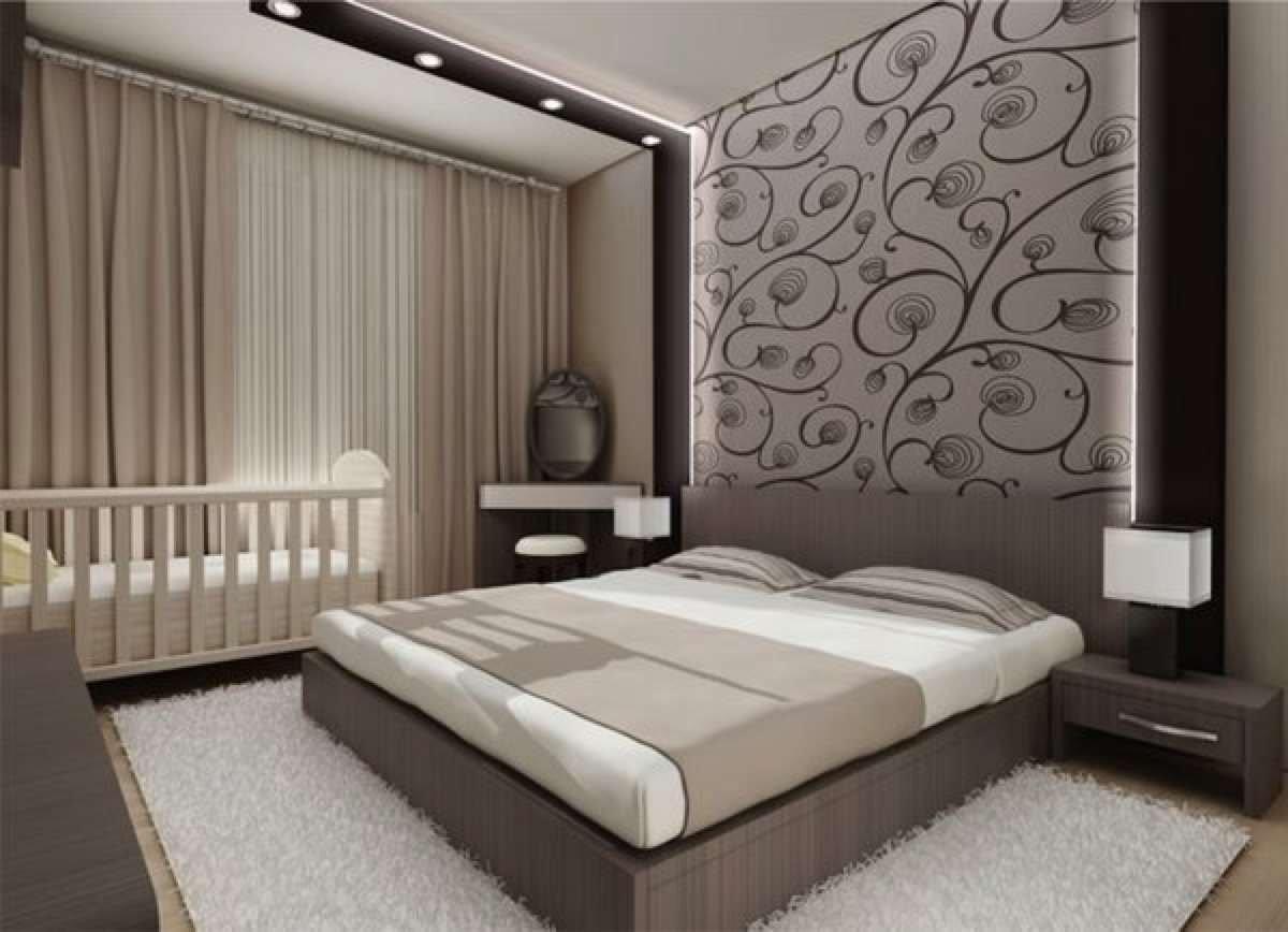 Идеи для ремонта в спальне своими руками 92