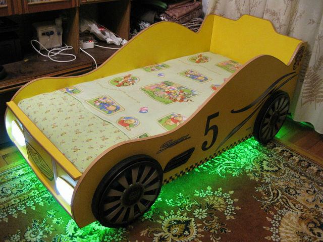 Машинки детские из своими руками